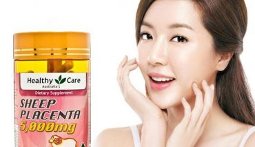 Nhau thai cuu healthy care placenta 5000mg